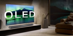 یکنواختی رنگ مشکی در تلویزیون