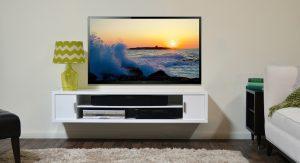 ارتفاع مناسب تلویزیون از زمین چقدر باید باشد ؟