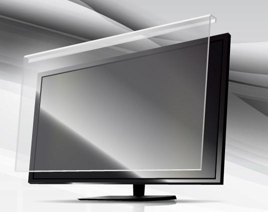 محافظ صفحه نمایش تلویزیون های LCD و LED