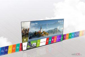 سیستم عامل webOS 3.5 تلويزيون ال جی
