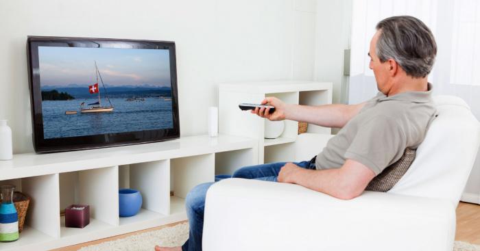 محاسبه اندازه و ابعاد تلویزیون به سانتی متر