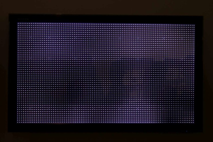 بک لایت تلویزیون LCD LED ایرانی و خارجی